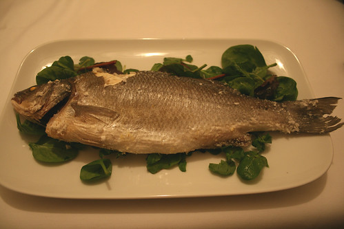 Sea Bass in Salt 5