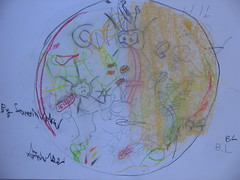 collaborative movement drawing