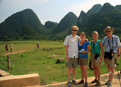 Family Portrait (Behind.Blue.Eyes) Tags: china asia guilin guanxi