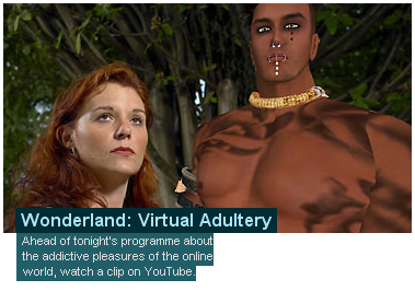 Wonderland: Virtual Adultery & Cyberspace Love