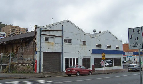 Booth's Motors Mann Street Gosford