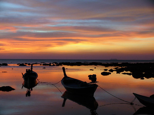 Ko Lanta sunset by Robbie G1, on Flickr