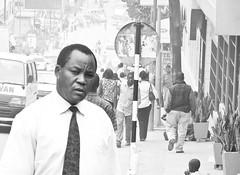 On the streets of Kampala