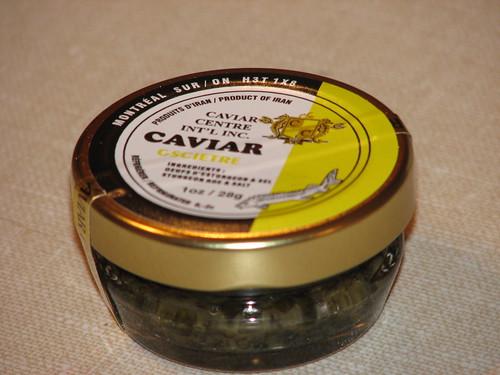 Caviar Iranien