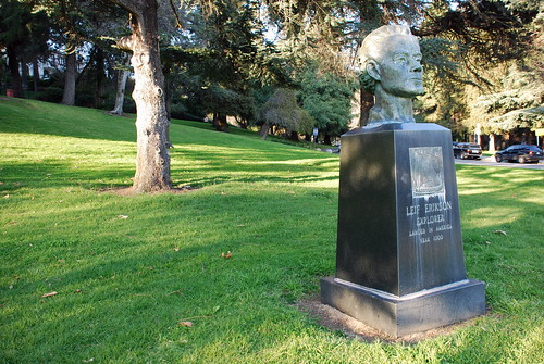 Leif Erikson Monument, Griffith Park, Los Angeles