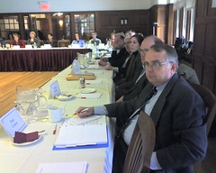 Social Media Workshop at Board Retreat: Demoin...
