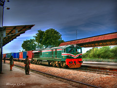 Pakistan Railway (Aliraza Khatri) Tags: pakistan train railway hdr fpc singleexposure mywinners photomatixenhancement gettyimagespakistanq2