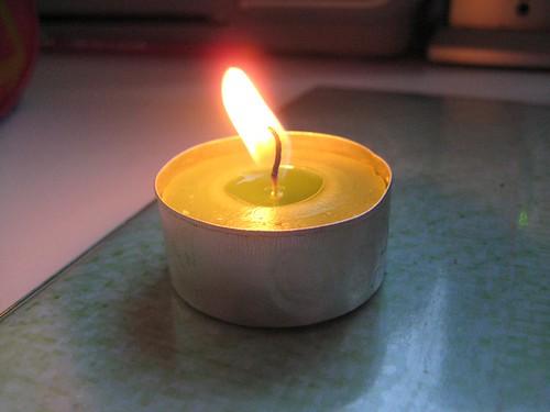 A candea do Aldán e a súa mamá