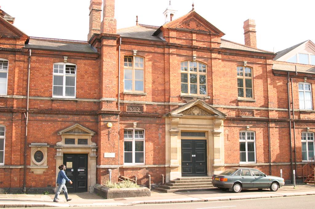 Swindon Railway Village, Milton Road Baths