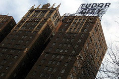 NYC - Tudor City: Prospect Towers by wallyg, on Flickr