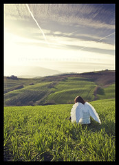 ...waiting for paradise... (Olivier Jules) Tags: italy girl grass lady angel landscape march countryside italian italia country hill myspace ring explore erba favourites angelo angela sole 2008 deviantart marzo chemtrails asd abruzzo facebook valentina majella chieti maiella abruzzi lanciano favoriti scie chimiche castelfrentano anawesomeshot aplusphoto favemegroup3 anxanum olivierjules betterthangood goldstaraward peachofashot