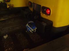 DD-AR met kapotte koppeling (Hugeau) Tags: holland train ns nederland eisenbahn railway zug trein spoor spoorwegen treinen treni nederlandsespoorwegen reiziger reizigers nsreizigers reizigerstrein