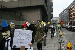 Anonymous No More US And UK Crack Down On 15 Alleged Members