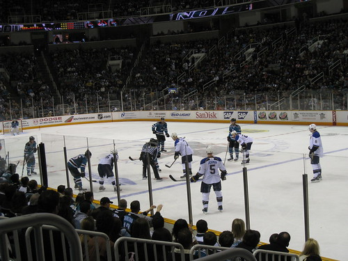 St. Louis Blues @ San Jose Sharks