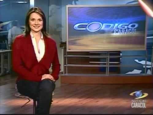 Silvia Corzo 20080103 Código Caracol 01