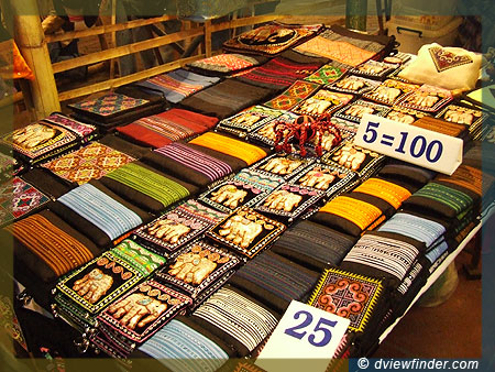 Shopping In Thailand