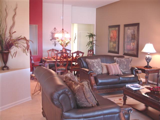 Windsor Hills 4 Bed Living Room
