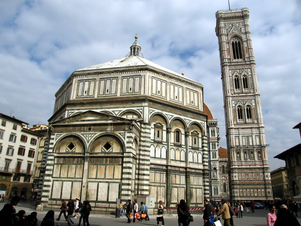Baptistery and Giotto's Tower