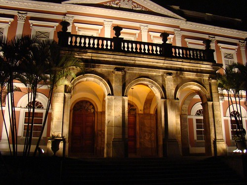 Show de Som e Luz No Museu Imperial de Petrópolis por  Rodrigo_Soldon.