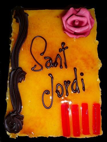 Pastis de Sant Jordi