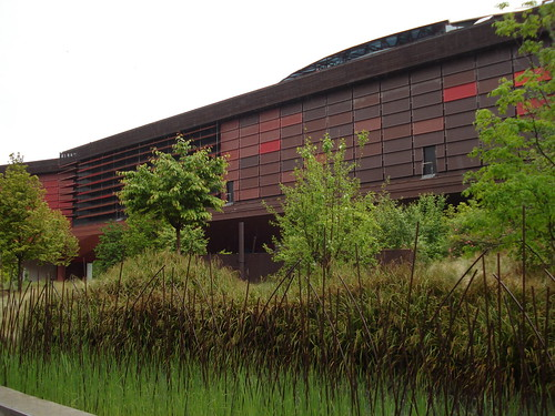 Museum Quai Branly, Jean Nouvel