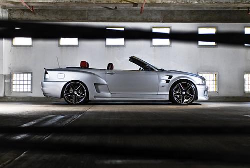 Wide-Body BMW on Sevas Forged R5
