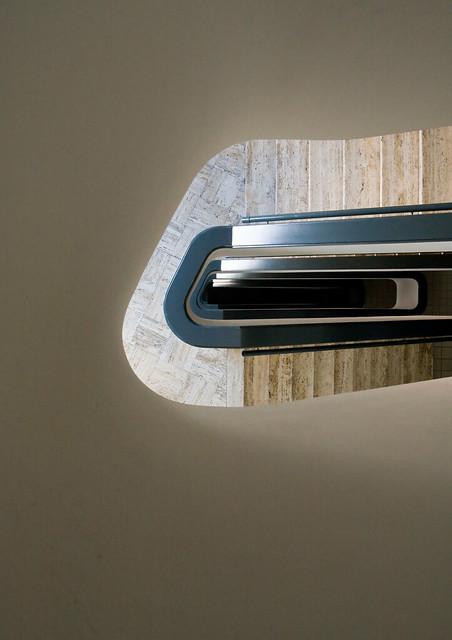 Korzo5HOOG - trappenhuis
