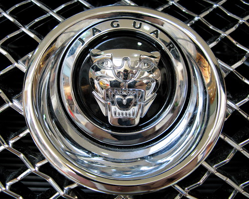 New Jaguar Logo | Flickr - Photo Sharing!