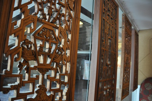 Wooden Windows from Malacca