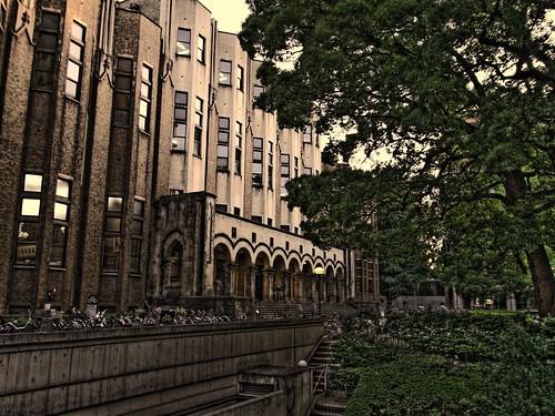 Tokyo University Library