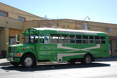 LINEAS DE TRANSPORTES URBANOS Y SUB-URBANOS DE B.C.S.A. (Navymailman) Tags: california bus mexico international baja tijuana tiajuana tj