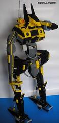 Anubis (GoRiLLaWeR) Tags: robot amazing lego huge mecha anubis moc gorillawer