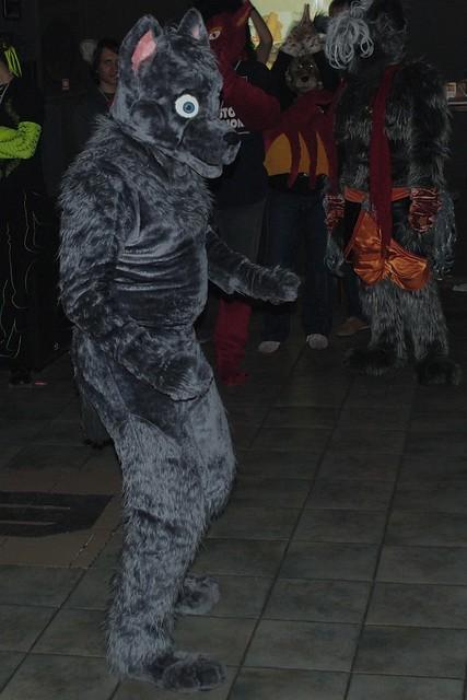 Серый, Llanowar