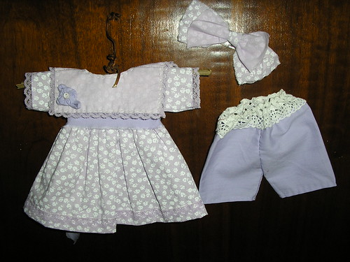 Vestido lilás da Mama Annie by *coisasdanecca* por necca kehrwald