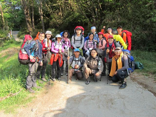 南湖群峰團拍