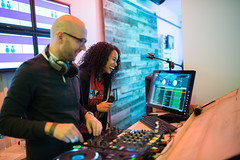 #Music + #BigData Mixer @ #DellVenue