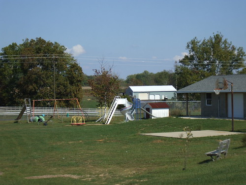 Pleasant Run Park playground
