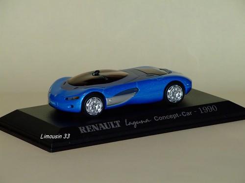 Renault Laguna Concept-Car de 1990 (NOREV). Anyone can see this photo