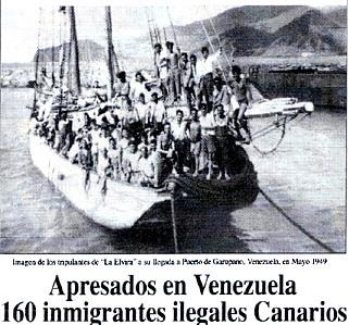 Inmigrantes canarios