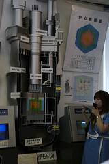 原子炉の模型