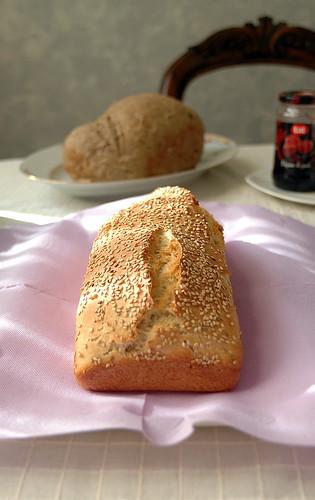 Sesam bread!