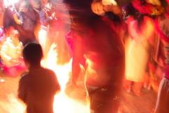 Purepecha Pelota de Fuego