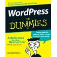 WordPress For Dummies (For Dummies (Computer/Tech)) (Paperback)