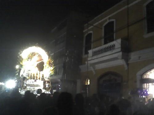 Señor de los Milagros, Calle Unión Barranco