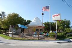 Pinellas County (barxtux) Tags: florida cone icecream pinellas softice twisteetreat