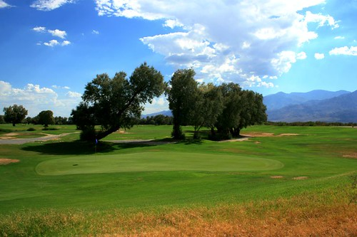 Death Valley Golf Course
