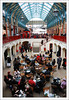 Inside Covent Garden Market (ssouravphoto) Tags: uk people color colour london architecture digital nikon europe market unitedkingdom britain restaurants shops coventgarden dslr coventgardenmarket d80 nikonstunninggallery colorphotoaward impressedbeauty fiveflickrfavs