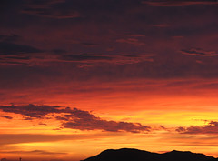 An Amazing Sunrise But My Photos Don't Do It Justice - Number 12 (emblatame (Ron)) Tags: light red sky yellow clouds sunrise golden horizon australia queensland cairns naturesfinest anawesomeshot irresistiblebeauty