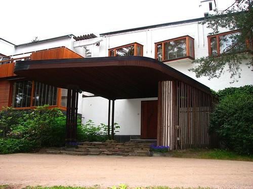 Villa Mairea IX / Alvar Aalto