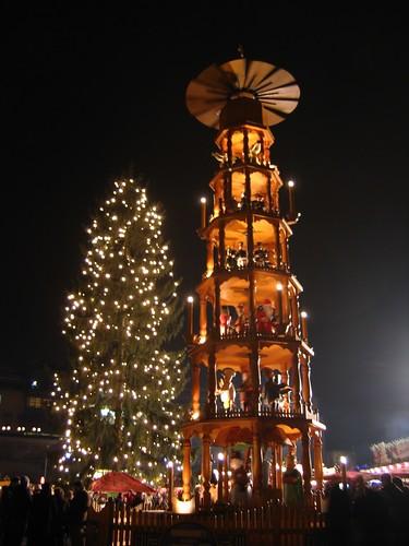 Weihnachts grandeur